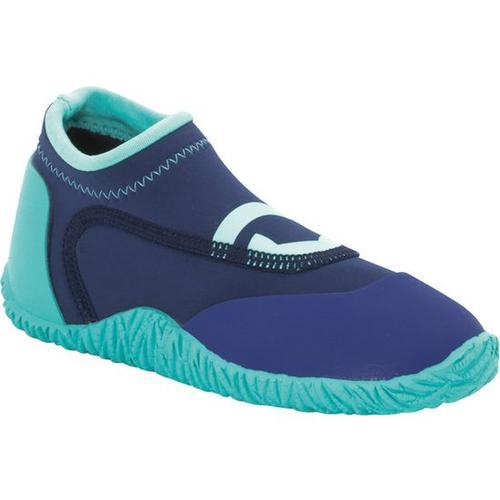Kinder-Neopren-Schuhe, blau, Gr. 29/30