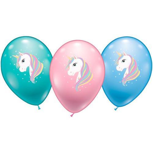 JAKO-O Luftballons Einhorn, bunt