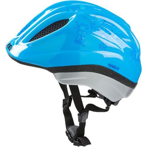 JAKO-O KED Fahrradhelm, blau, Gr. 52/58