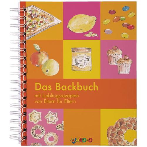 JAKO-O Backbuch, bunt