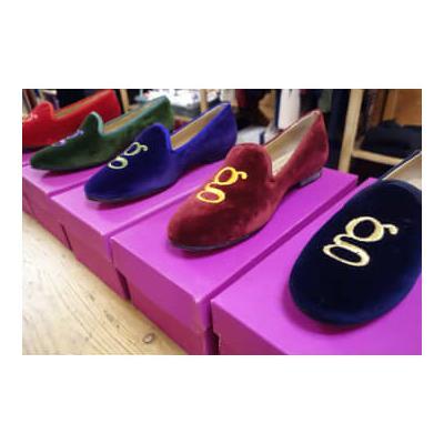 Calita Shoes - Burgundy G8360 Shoes - 40