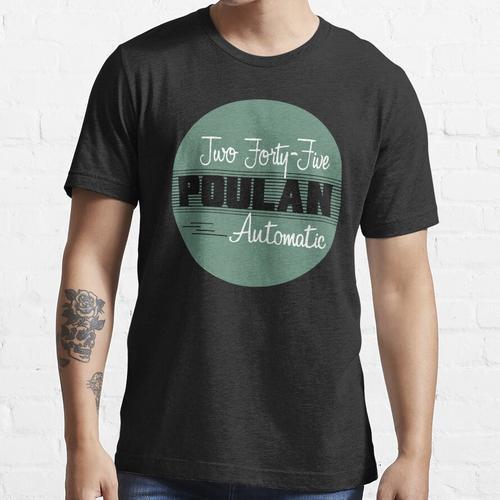 Poulan Kettensägen Essential T-Shirt