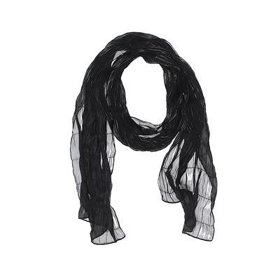 Scarf: Black...