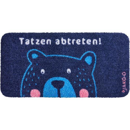 JAKO-O Schmutzfangmatte klein, blau