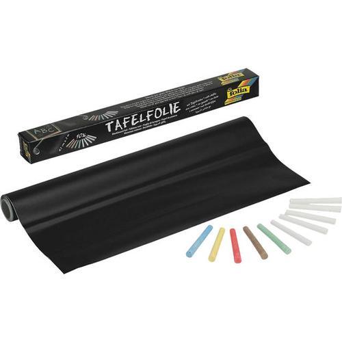 Tafelfolien-Set, schwarz