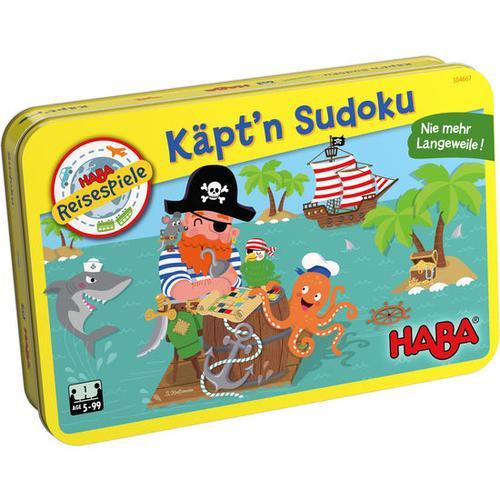 HABA Käpt'n Sudoku, gelb