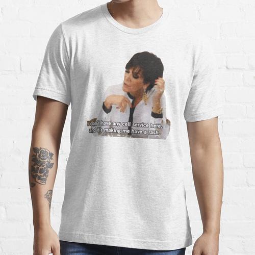 Kein Mobilfunkdienst Essential T-Shirt