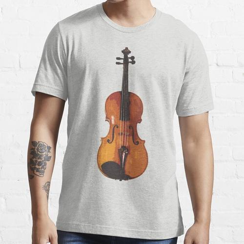 Bratsche nicht nur eine große Geige Essential T-Shirt