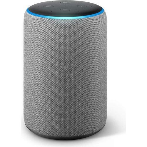 Amazon Echo Plus (2. Gen) (Amazon Alexa), Smart Speaker, Grau