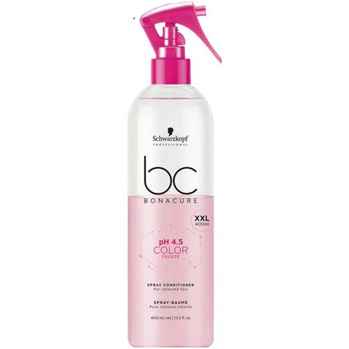 Schwarzkopf BC Bonacure ph 4.5 Color Freeze Spray Conditioner 400 ml Spray-Conditioner