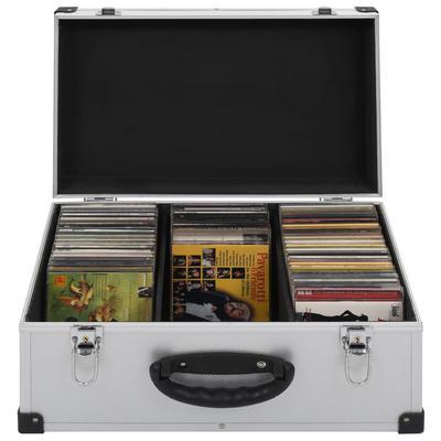 vidaXL CD-Koffer...