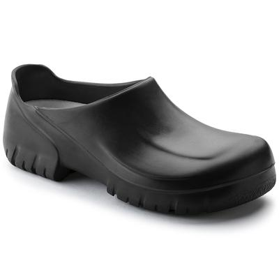 BIRKENSTOCK A630 Polyurethane Black Clogs For Culinary and Hospitality Professionals