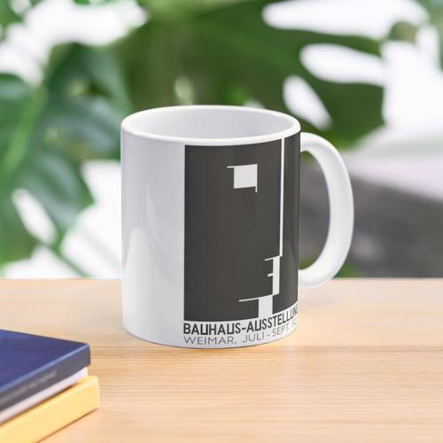 Bauhaus # 9 Tasse