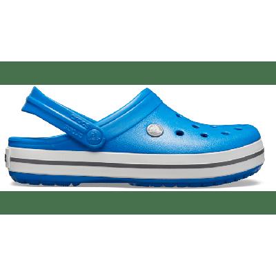 Crocs Bright Cobalt / Charcoal Crocband™ Clog Shoes