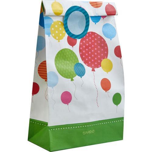 JAKO-O Geburtstagstüten Papier, bunt