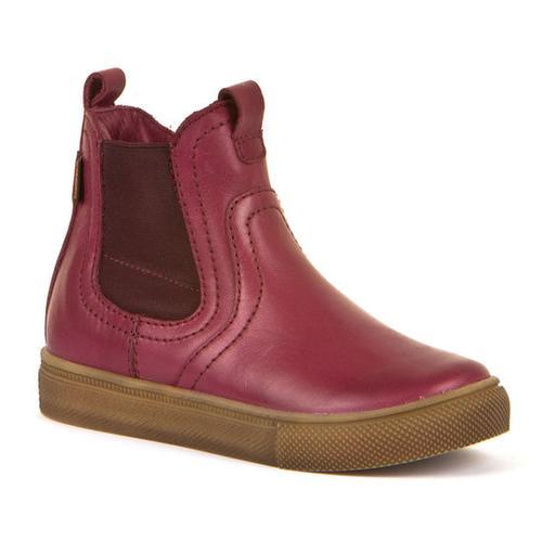 Chelsea Boots Froddo, rot, Gr. 34