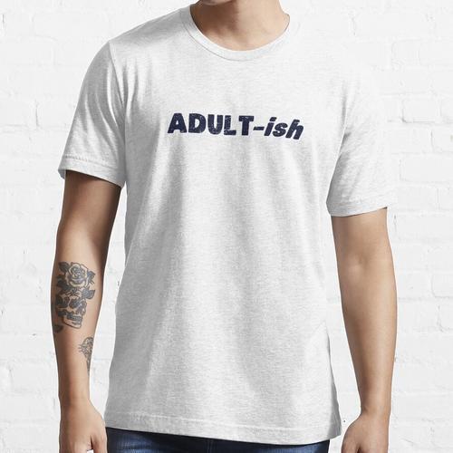 Erwachsen Erwachsener Erwachsener Erwachsener Essential T-Shirt