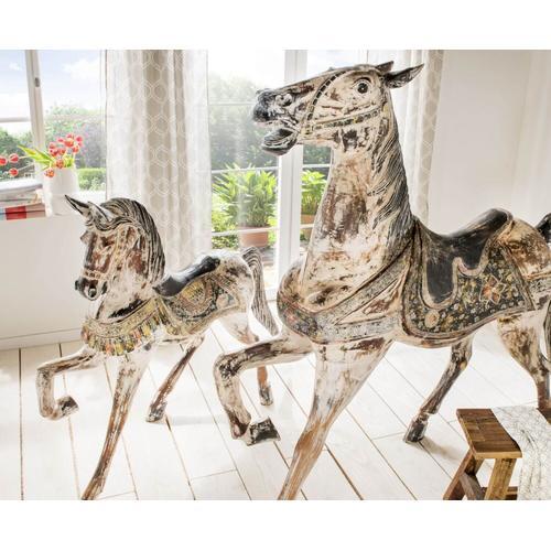 die Faktorei Deko-Pferd handgefertigt 160 cm