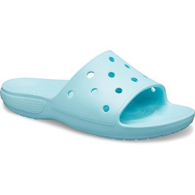 Crocs Ice Blue Classic Crocs Sli...