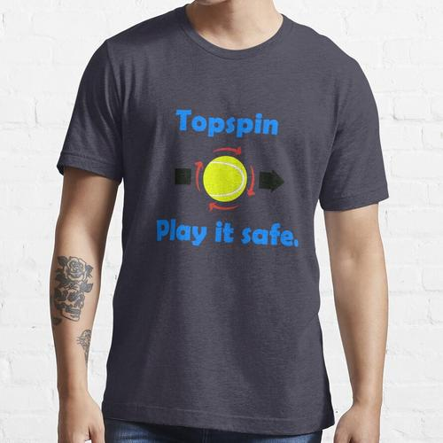 Tennis Topspin Essential T-Shirt