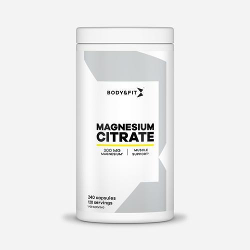 Body&Fit Magnesium Citrat
