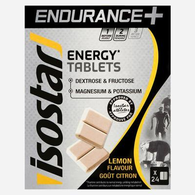 Isostar Energy Tablets Lemon