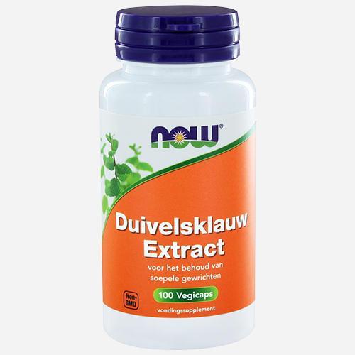 Now Foods Teufelskrallen-Extrakt