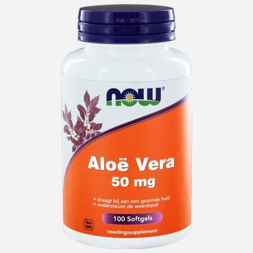 Now Foods Aloe Vera Softgels