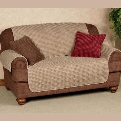 Premier Puff Furniture Protector Loveseat, Loveseat, Crimson