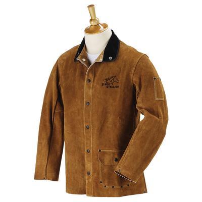 Revco Black Stallion Split Cowhide Leather Welding Jacket