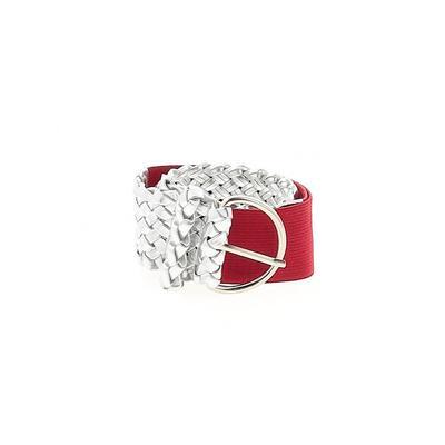 Belt: Red Accessories - Size 5