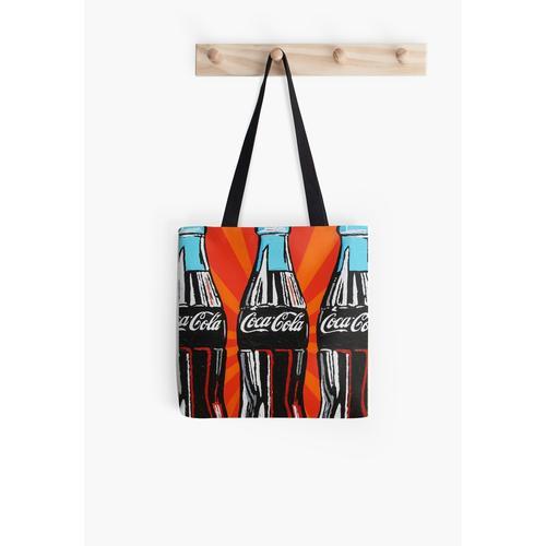 Cola-Flaschen Tasche
