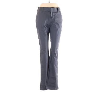 Lee Dress Pants - Low Rise: Gray...