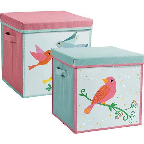 JAKO-O Aufbewahrungsboxen, bunt