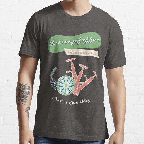 HASENPFEFFER INC - ALC SPEICHER Essential T-Shirt