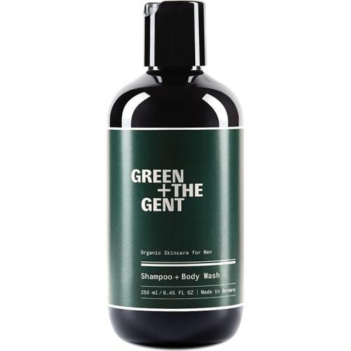 Green + The Gent Shampoo + Body Wash 250 ml Duschgel