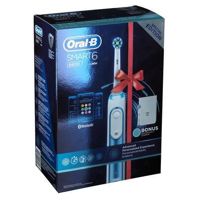 Oral-B Smart 6600 Blue Brosse À ...