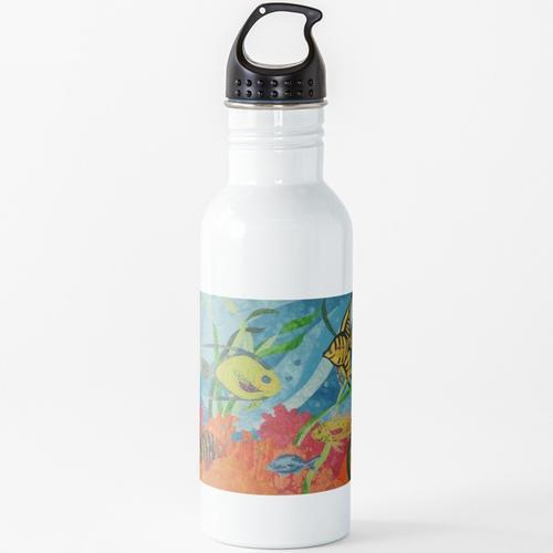 Aquarium Wasserflasche