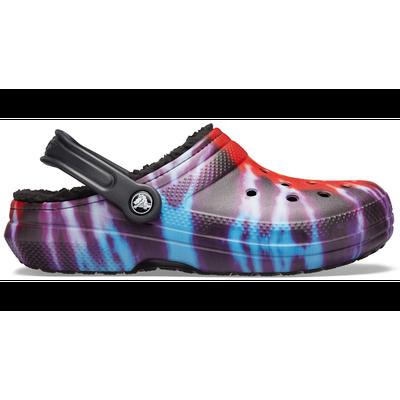 Crocs Multi / Black Classic Tie-...