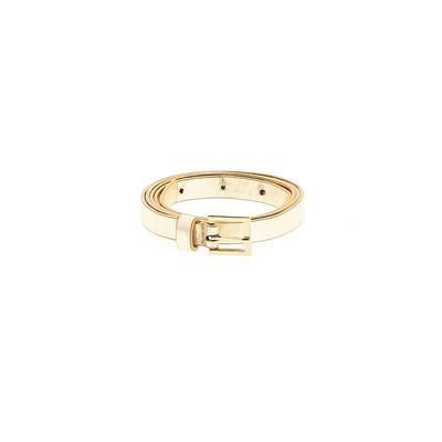 Belt: Gold Solid Accessories - S...