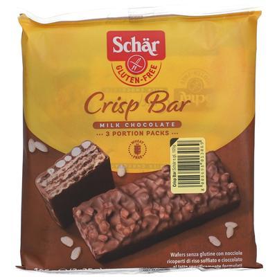 Schär Gluten Free Crisp Bar g