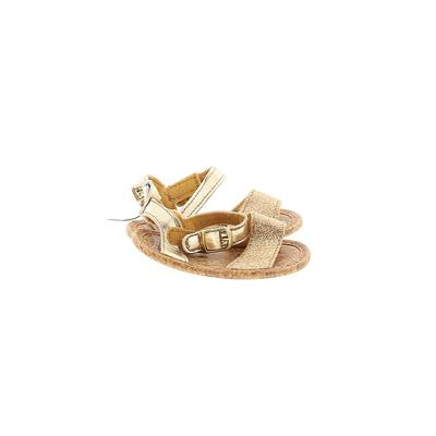 Carter's Sandals: Gold Shoes - S...