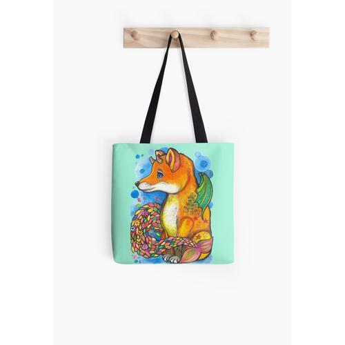 Adonis Fox-Dragon Tasche
