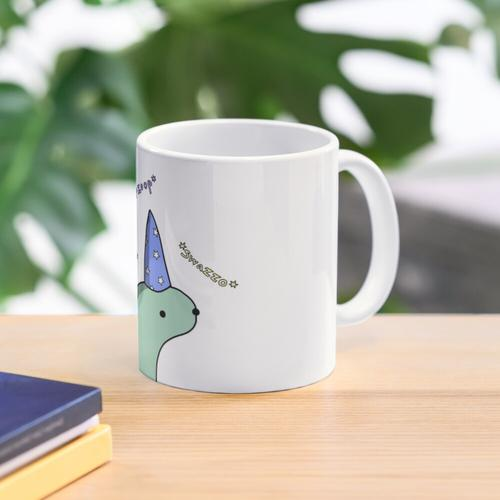 Magic Snek - Kleine Snek-Comics Tasse