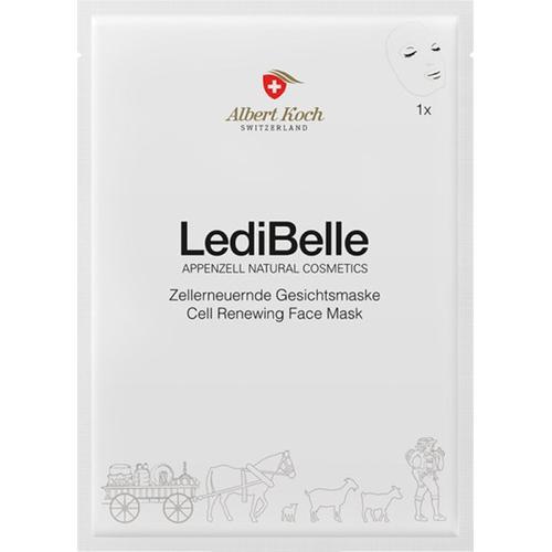 LediBelle Zellerneuernde Gesichtsmaske 1 Stk.