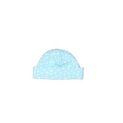 Gerber Beanie Hat: Teal Polka Do...