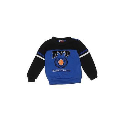 Mad Game Sweatshirt: Blue Tops -...