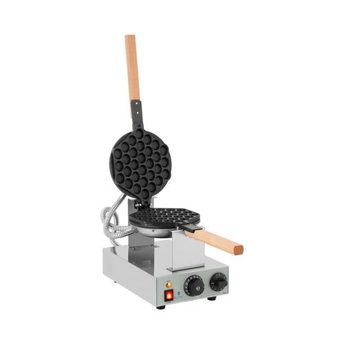 Royal Catering Bubble-Waffeleisen - 1.415 W RCWM-1400-B
