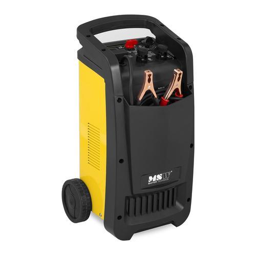 MSW Autobatterie-Ladegerät - Starthilfe - 12/24 V - 100 A - kompakt S-CHARGER-65A