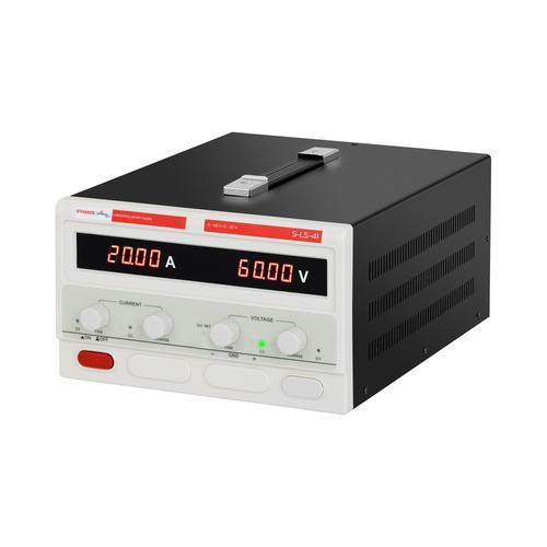 Stamos Soldering Labornetzgerät - 0-60 V - 0-20 A DC - 1.200 W S-LS-41